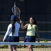 Detroit Country Day held serve on its home courts Monday afternoon, knocking off Bloomfield Hills, 5-3, in a matchup of Oakland County's two best teams. (MIPrepZone photo by Jason Schmitt)