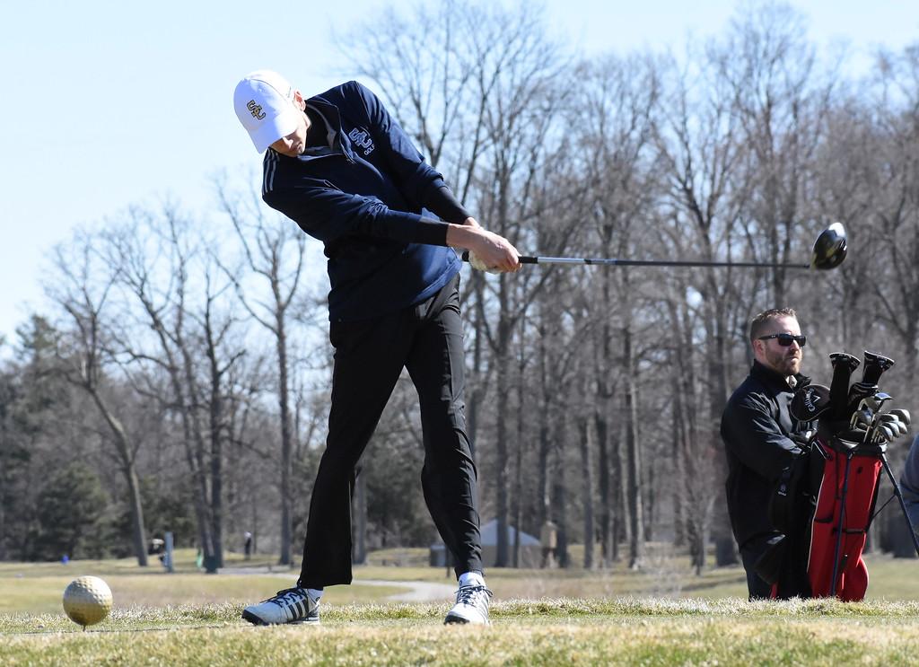 . A total of 24 teams participated in the 32nd Annual Farmington Invitational Friday at Farmington Hills Golf Club. (The Oakland Press photo gallery by Jason Schmitt)