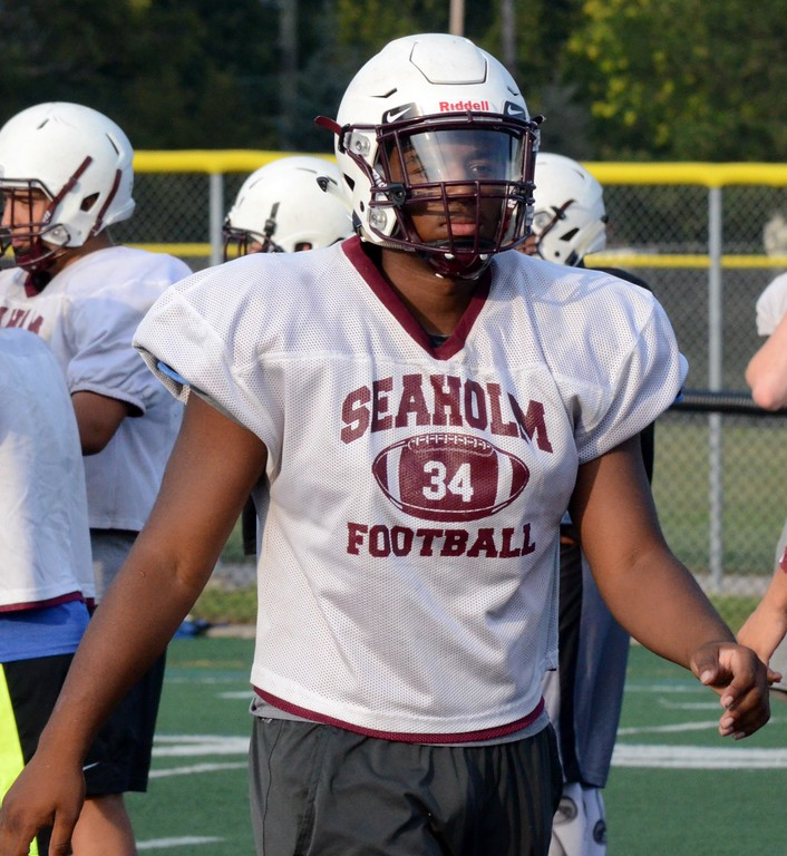 . The 2016 season saw Birmingham Seaholm go 3-6 for the second consecutive year. The Maples are hoping to return to the playoffs in 2017, which would be their first trip since 2013. (Oakland Press photo by Drew Ellis)