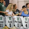 Novi defeated Fenton in three sets in Friday's Class A volleyball state semifinal from Kellogg Arena in Battle Creek. (MIPrepZone photo by Drew Ellis)
