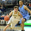 Clarkston junior guard Foster Loyer was named to one of the CBS MaxPreps Boys Basketball All-American Teams for 2017. (MIPrepZone file photo).