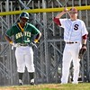 Birmingham Seaholm hosted Birmingham Groves for an OAA White Division baseball doubleheader on Monday, May 15, 2017. (MIPrepZone photo gallery by Dan Fenner)