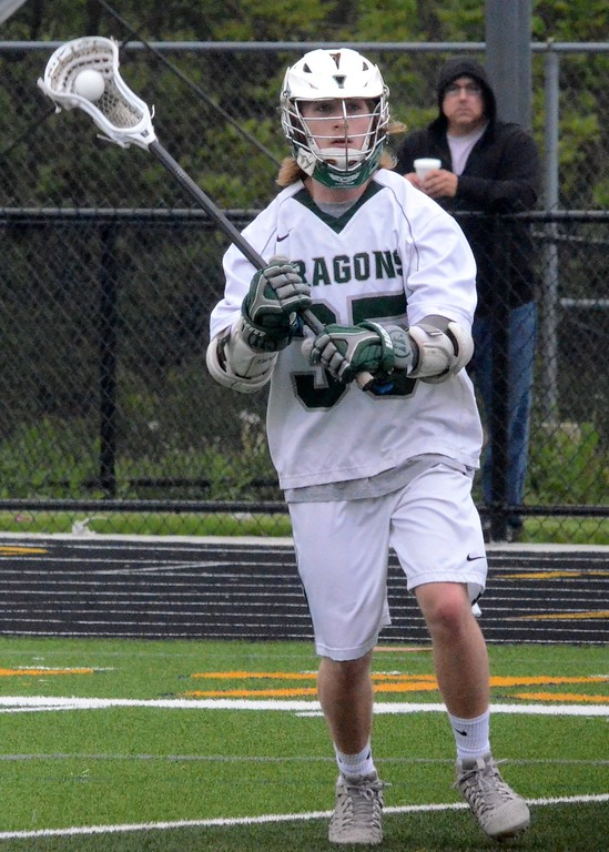. The Lake Orion boys lacrosse team defeated Clarkston 12-6 on Tuesday in a Division 1 regional semifinal at Clarkston High School. (Oakland Press photo gallery by Drew Ellis)