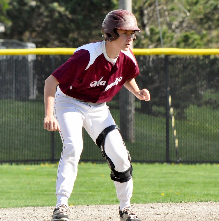 . Birmingham Seaholm hosted Farmington for an Oakland Activities Association White Division baseball game on Thursday, May 10, 2018. (Photo gallery by Dan Fenner / The Oakland Press)