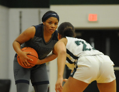 The West Bloomfield Lakers defeated the Farmington Falcons 71-26 in the OAA White tilt played on Monday February 18, 2019 at West Bloomfield HS.  The Lakers go to 11-0 in conference play with the win.  (KEN SWART for Media News Group)