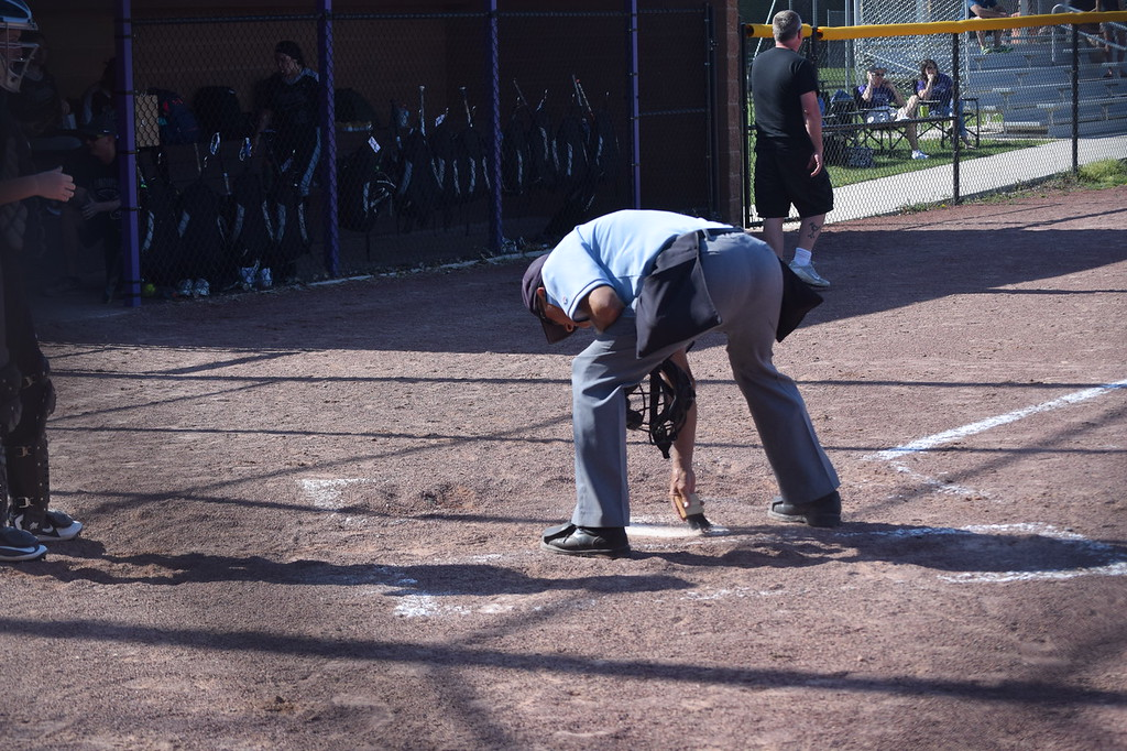 . West Bloomfield swept Bloomfield Hills in an OAA Blue softball doubleheader on Tuesday, 13-2 and 16-1. (Photo by Paula Pasche)