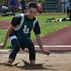 Lake Orion's girls scored at will while the boys survived some lineup absences as the Dragons defeated Rochester Adams in an OAA Red dual track and field meet Wednesday at Adams. (MIPrepZone photo gallery by MARVIN GOODWIN).