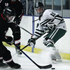 Lake Orion and Troy squared off in varsity hockey action at Detroit Skate Club Thursday, Jan. 12, 2017. (MIPrepZone photo / LARRY McKEE)