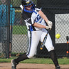 The Lakeland Eagles swept a double header from Waterford Kettering 9-0 and 11-2 moving their record to 15-0.  The games were played on Wednesday May 3, 2017 at Kettering HS.  (MIPrepZone photo by Ken Swart)
