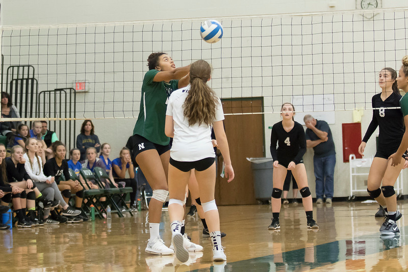 Check out our gallery of Oakland County teams that participated in Saturday's Novi Volleyball Invitational! (Oakland Press Photo by Timothy Arrick)