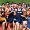 Oak Park's boys and girls were winners at the 55th annual Elmer Ball Oxford Invitational Saturday at Oxford High. Lake Orion's girls were second and Walled Lake Central's boys finished second in a meet of standout performances. (MIPrepZone photo gallery by MARVIN GOODWIN).