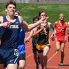 Walled Lake Central's Jared Hill should be among the leaders in every race. (MIPrepZone file photo).