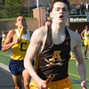 Parker Raymond is primed for excitement in the relays and open events for Rochester Adams. (MIPrepZone file photo).