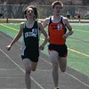 Pontiac Notre Dame Prep's Brendan Fraser (left) and Brother Rice's Mike Tremonti will be in the lead pack in most distance races. (MIPrepZone file photo).