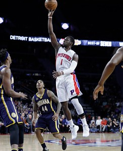 Pacers Pistons Basketball