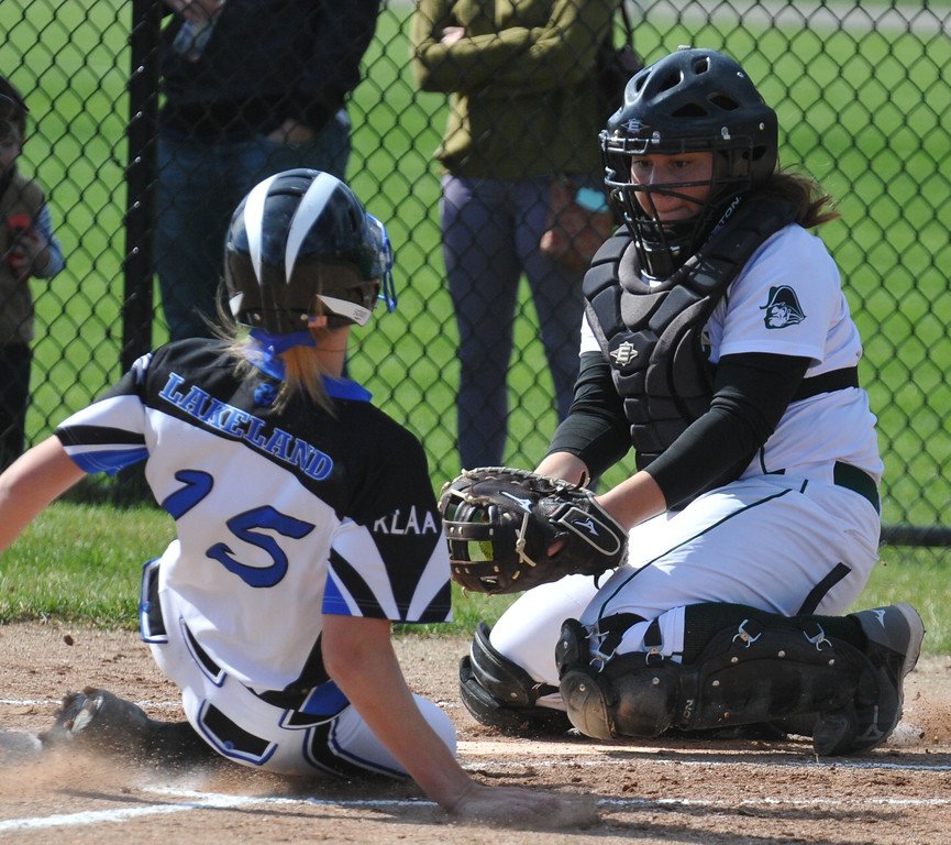 . Take a look at the top softball images from the 2017 season around Oakland County. (Oakland Press File Photograph)