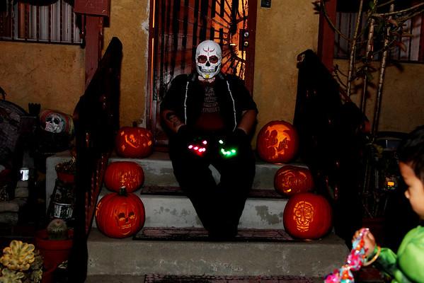 OP Pumpkins 2014