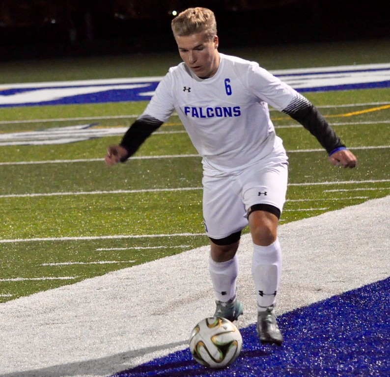 . Rochester hosted Novi in a non-league soccer game on Tuesday, Oct. 10, 2017. (Photos by Dan Fenner/The Oakland Press)