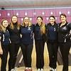 Pictured L to R: Breanna Bilkovsky, Skylin Allard, Katie Nagy, Sara Hanson, Stephanie Scott and Head Coach Kristy Kaer. (Photo Contributed)