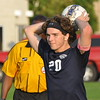Royal Oak Shrine hosted Grosse Pointe Woods University Liggett for a Division 4 pre-district playoff game on Tuesday, Oct. 18, 2016. (MIPrepZone photo gallery by Dan Fenner)