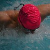 Royal Oak hosted Stoney creek in a dual swimming and diving meet to highlight the fight against cancer. Pink was the color of the evening as coaches wore pink shirts and swimmers donned pink caps. Stoney Creek won the meet. (MIPrepZone photo gallery by MARVIN GOODWIN).