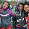 Kiersten Wilcher, Alicia Buford, Taylor Reese and Cardina Toombs comprised the winning 4 x 400 relay team for Southfield. Royal Oak's Ravens were at their best Friday at the annual Raider Relays where the boys and girls squads each won meet titles at North Farmington High School. Walled Lake Western's boys and Southfield's girls each placed second. (MIPrepZone photo gallery by MARVIN GOODWIN).