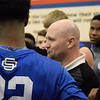 Southfield Christian beat Oakland Christian for a third time this season. The Eagles beat the Lancers on Monday in a Class D regional semifinal, 52-41.