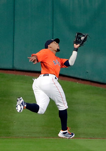 APTOPIX Tigers Astros Baseball