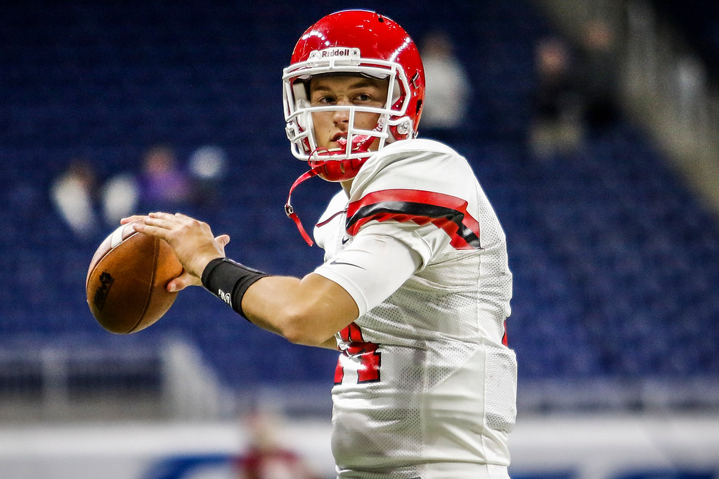 . 17. Caden Prieskorn, Orchard Lake St. Mary�s