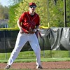 Troy and Troy Athens faced off on the baseball diamond on Monday, May 8, 2017.  Athens recorded a 5-1 win in the opener. Troy took the nightcap 2-1. (MIPrepZone photo gallery by Dan Fenner)