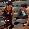 Walled Lake Northern hosted Milford for a first-round game in the Kensington Lakes Activities Association tournament on Friday, Feb. 17, 2017. (MIPrepZone photo gallery by Dan Fenner)