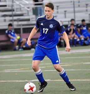 Walled Lake Northern defeated Walled Lake Western 6-1 in a Lakes Valley Conference soccer game on Wednesday, Sep. 20, 2017. (Photo gallery by Dan Fenner/The Oakland Press)