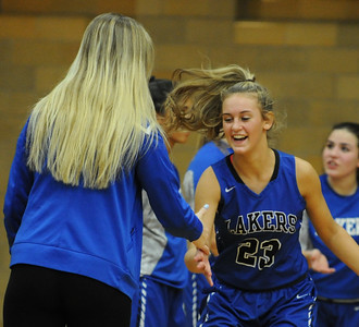Waterford Our Lady of the Lakes defeated Cranbrook Kingswood 45-36 in the game played on Friday January 11, 2019 at Cranbrook.  (Digital First Media photo by Ken Swart)
