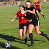 Grand Blanc defeated Walled Lake Northern in a Division 1 girls soccer regional final on Thursday, June 8, 2017. (MIPrepZone photo gallery by Dan Fenner)