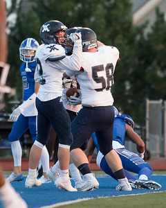 Waterford Mott came into Walled Lake Western and scored on 5 of their first 6 possessions to defeat the Warriors 47-37 in Lakes Valley Conference action Friday night. (Oakland Press photo by Timothy Arrick)