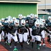Lake Orion came out breathing fire Friday night, stopping West Bloomfield on their first possession and then marching down for a score of their own but in the end, the Lakers would prove to be too much rolling to a 37-7 victory over the Dragons. (MIPrepZone photo by Timothy Arrick)