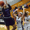 Bloomfield Hills' Victorie Franklin (11) is a first-team All-Oakland County selection for 2016-17. (MIPrepZone file photo)