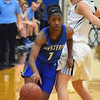 Walled Lake Western's Janara Flowers (1) is a second-team All-Oakland County selection for 2016-17. (MIPrepZone file photo)
