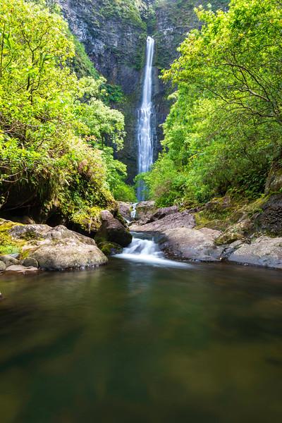 Hanakapeai Falls