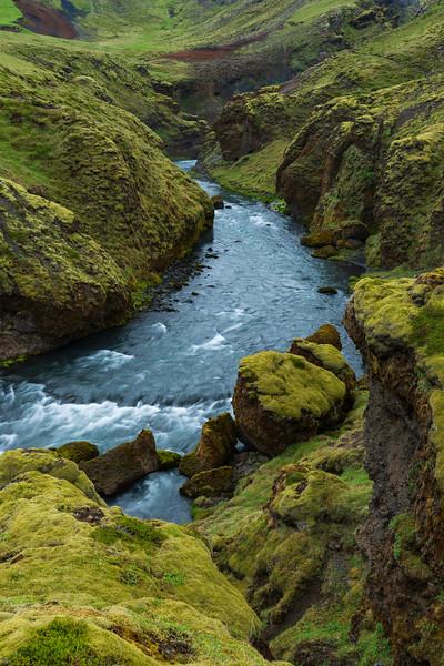 Icelandic Canyons