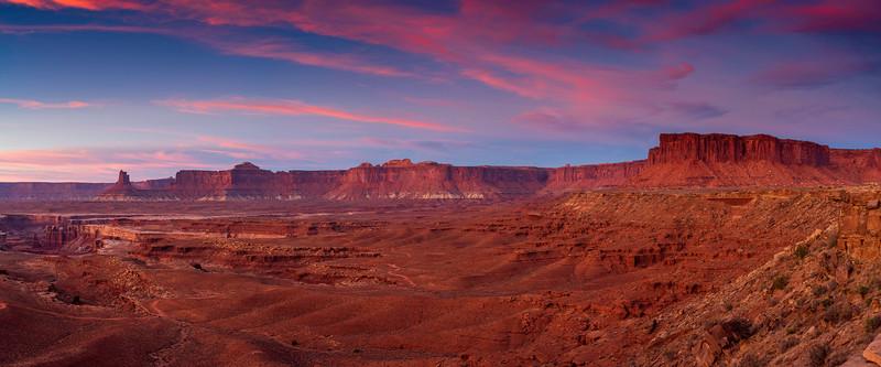 Crimson Cliffs