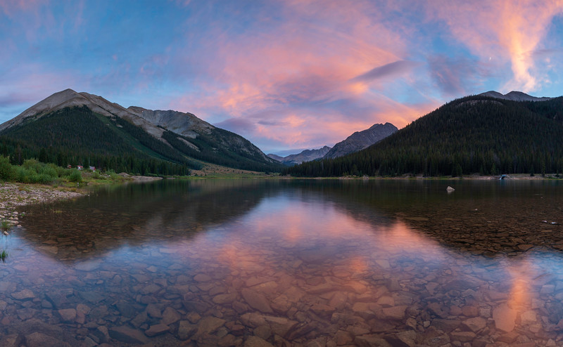 Grizzly Lake, Colorado