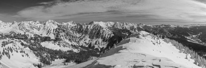 Gore Range Winter