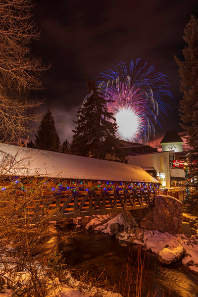 New Years in Vail