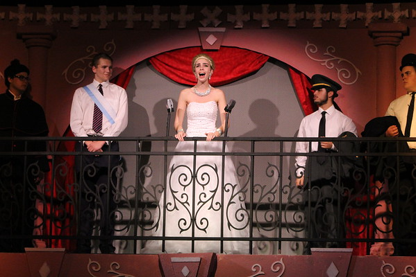 01-14-15 Evita! Rehearsal