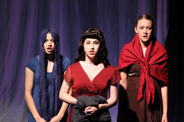 01-17-15 Evita! (Saturday Matinee)