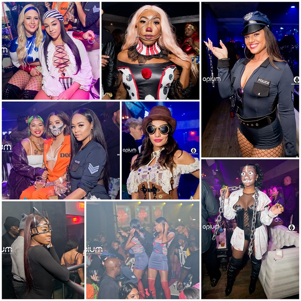 OPIUM SATURDAYS 10-27-18