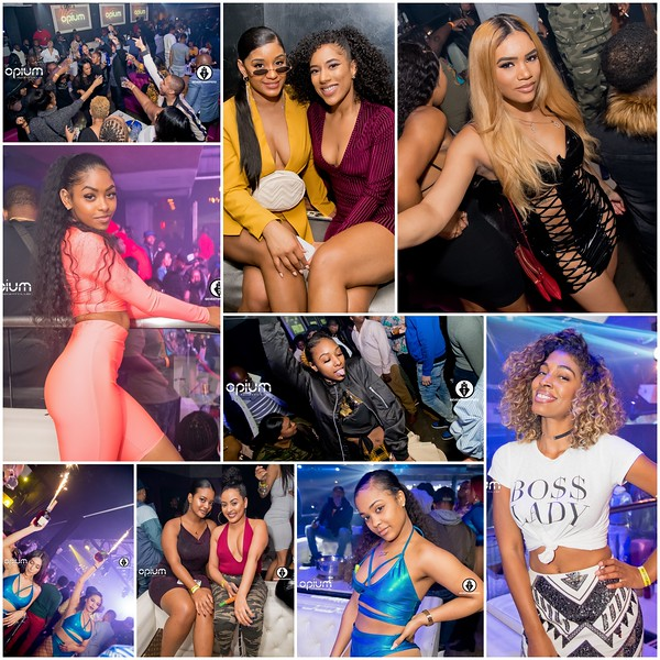 OPIUM SATURDAYS  11-10-18