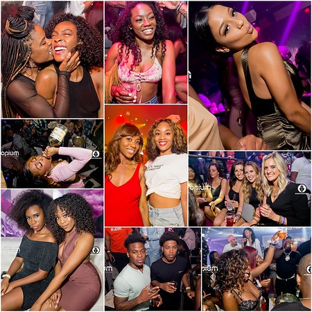 OPIUM SATURDAYS 6-23-18