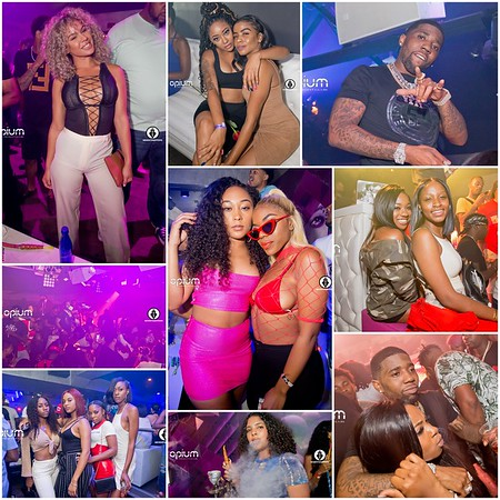 OPIUM SATURDAYS 7-14-18